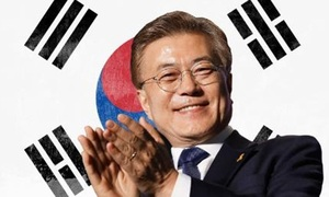 Moon Jae-in - bậc thầy đàm phán mời Kim Jong-un đối thoại