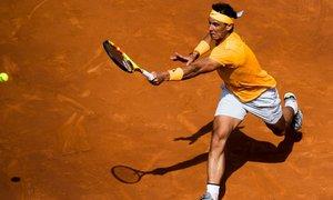 Rafael Nadal 2-0 Guillermo Garcia