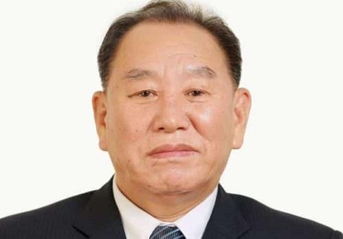 Phó chủ tịch đảng Lao động Triều TiênKim Yong-chul. Ảnh: BBC.