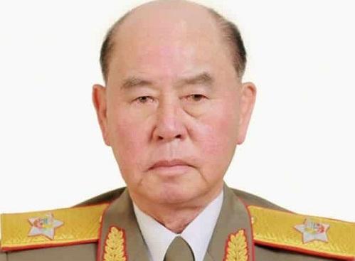 Tổng tham mưu trưởng quân đội Triều TiênRi Myong-su. Ảnh: BBC.