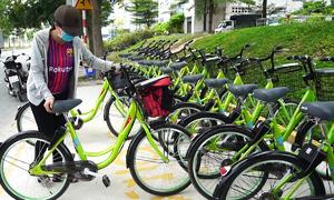 Xe đạp thông minh miễn phí cho sinh viên ở TP HCM