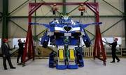 Robot biến hình thành xe hơi trong 60 giây