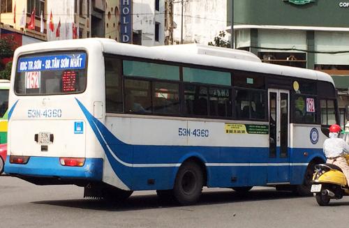 TP HCM có 7 tuyến buýt miễn phí dịp lễ 30/4