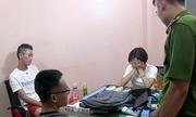 Hơn chục người Trung Quốc đánh bạc trong căn nhà ba tầng