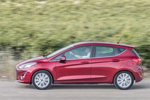 Ford sẽ dừng sản xuất Fiesta trong vài năm tới.