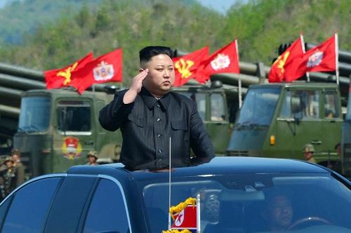 Kim Jong-un mang nhà vệ sinh riêng đến hội nghị liên Triều