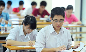 Hơn 120.000 thí sinh đăng ký vào ngành Sư phạm