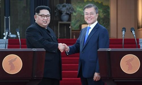 5 kết quả chính của cuộc gặp thượng đỉnh Hàn - Triều