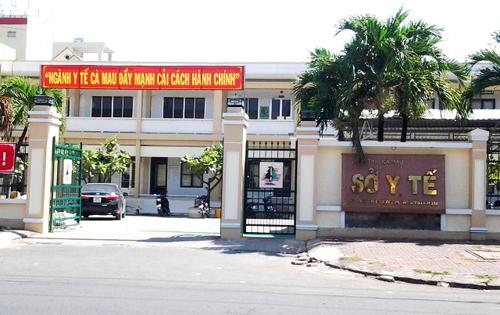 Cấp dưới chiếm dụng tiền, giám đốc sở ở Cà Mau bị kỷ luật
