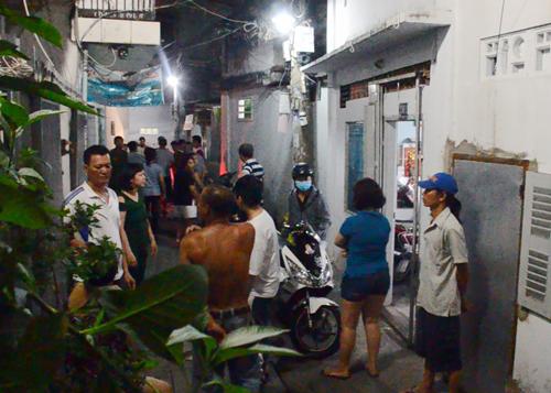 Cụ bà tử vong trong căn nhà cháy ở Sài Gòn
