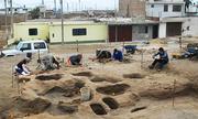 Phát hiện mộ trẻ em tập thể có niên đại khoảng 550 năm