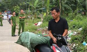 Tội ác của kẻ phi tang xác nam sinh ở bãi rác