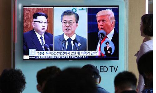 Trump gánh trách nhiệm làm rõ phi hạt nhân hoá khi gặp Kim Jong-un