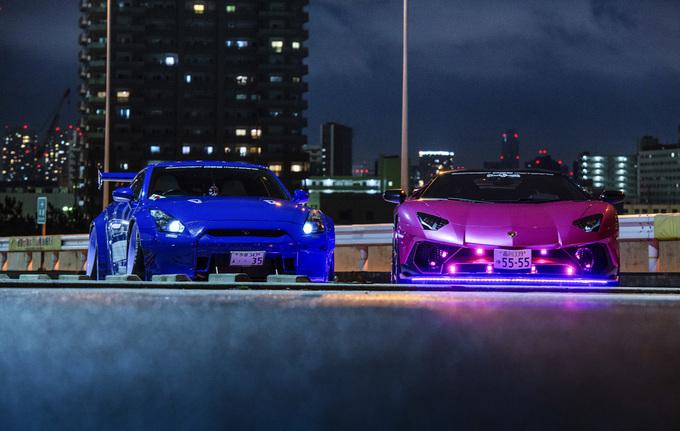 'Săn' siêu xe về đêm ở Tokyo - một góc khác của người Nhật