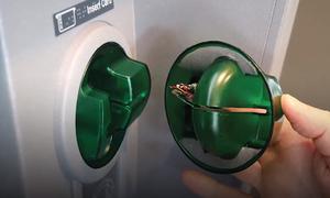 Nghi vấn kẻ gian đặt thiết bị skimming tại ATM rút tiền khách hàng