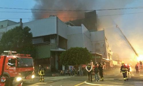 Việt Nam hỗ trợ người lao động tại xưởng bị cháy ở Đài Loan