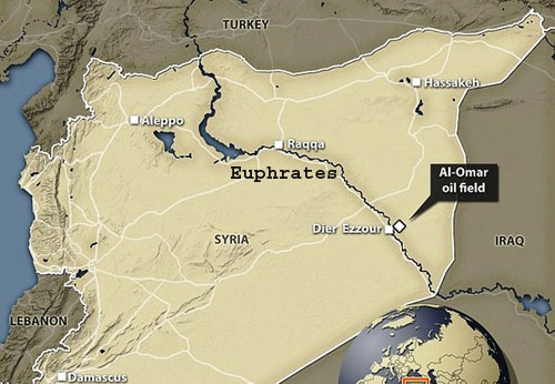 Quân đội Syria giao tranh dữ dội với lực lượng do Mỹ hậu thuẫn