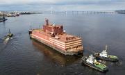 Nhà máy điện hạt nhân nổi gây tranh cãi của Nga xuất xưởng