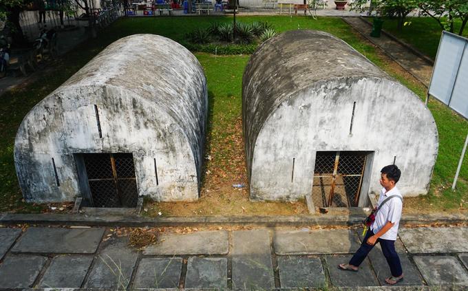 Hệ thống lô cốt của Mỹ ở phía Tây Sài Gòn trước 1975