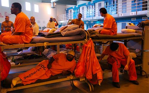 Các cấp độ an ninh tại nhà tù ở Mỹ
