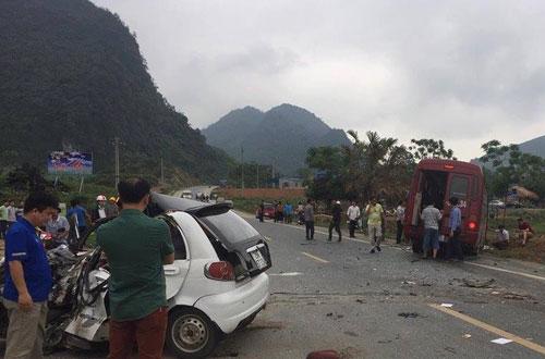 26 người chết vì tai nạn giao thông hai ngày đầu nghỉ lễ