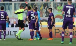 Fiorentina 3-0 Napoli