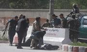 Đánh bom kép ở Afghanistan, phóng viên ảnh thiệt mạng