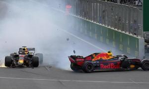 Lewis Hamilton thắng chặng Azerbaijan 2018