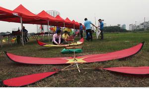 170 con diều tranh tài ở Hà Nội