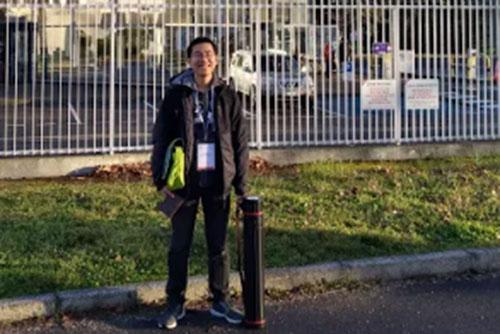 Chàng trai 9x bỏ đại học theo đuổi thiên văn