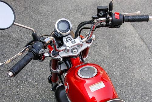 Honda Monkey 125 - xe khỉ thay động cơ, giá từ 3.700 USD
