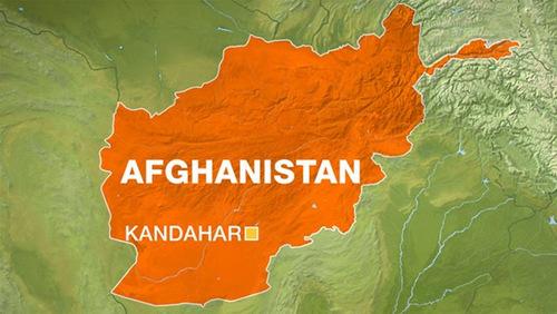 Tỉnh Kandahar miền nam Afghanistan. Đồ họa: Al Jazeera.