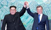 Gần 2/3 người Hàn Quốc tin vào cam kết hòa bình của Kim Jong-un