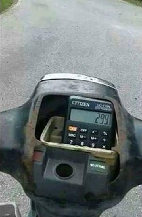 Muốn tốc độ bao nhiêu cũng được.