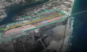 Máy bay Vietnam Airlines đáp nhầm đường băng như thế nào