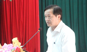 Sai phạm đất đai, chủ tịch quận ở Đà Nẵng bị kỷ luật
