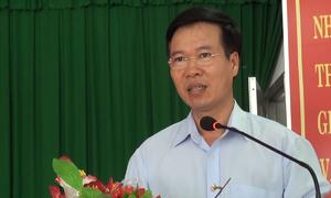 Ông Võ Văn Thưởng: Sẽ xử lý vi phạm của Phó bí thư Đồng Nai