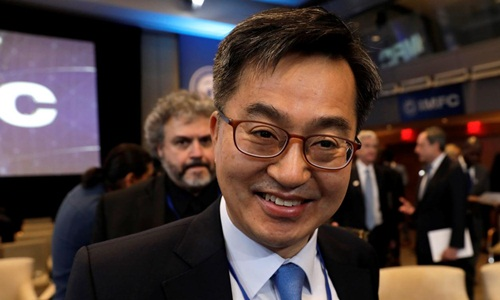 Hàn Quốc xem xét đầu tư các dự án kinh tế liên Triều