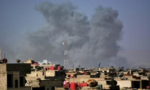 23 dân thường Syria chết trong cuộc không kích ở khu vực IS kiểm soát