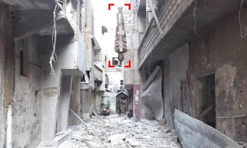 IS hành quyết lính Syria bằng cách buộc thuốc nổ vào đầu