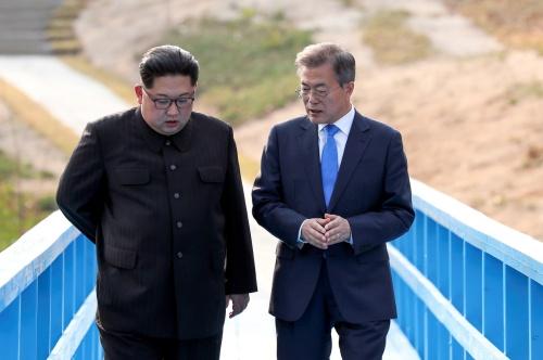 Chuyên gia đọc khẩu hình hé lộ chủ đề đối thoại Moon - Kim