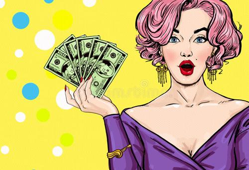 Hậu quả của việc giấu vợ tiền