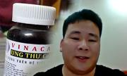 Giám đốc sản xuất thuốc trị ung thư từ than tre bị bắt