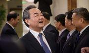 Ngoại trưởng Trung Quốc thăm Triều Tiên