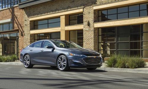 GM đặt niềm tin vào dòng xe con dù thừa nhận nhu cầu đang giảm dần. Ảnh: Chevrolet.