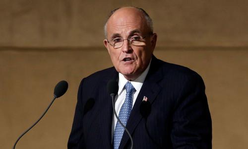 Luật sư Rudy Giuliani. Ảnh: Politico.