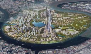 Khu đô thị Thủ Thiêm được quy hoạch như thế nào