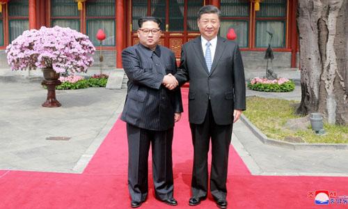 Kim Jong-un tái khẳng định phi hạt nhân hóa bán đảo Triều Tiên