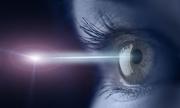 Tấm màng siêu mỏng có thể giúp mắt người phát tia laser