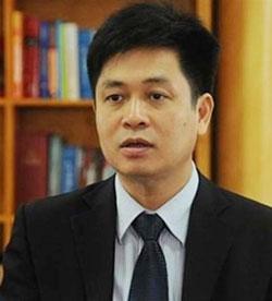 Vụ phó Giáo dục trung học Nguyễn Xuân Thành.